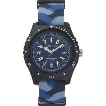 0fbc1b62567c Reloj Nautica NAPSRF004 Para Caballero - Azul