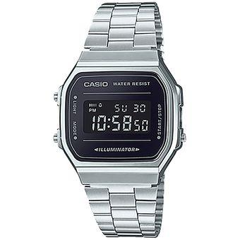 f52c5df08e49 Reloj Casio Unisex Digital A168WEM1-VT