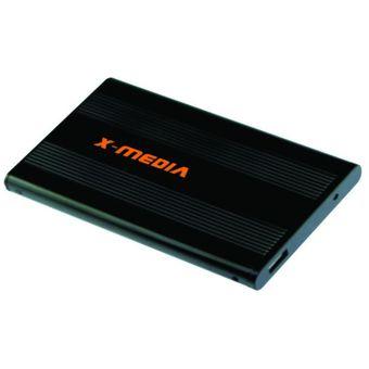 Compra Gabinete Externo Usb 2.5 Ide X-media XM-EN2000-BK Para Disco Duro Portatil De Laptop-Negro online | Linio México