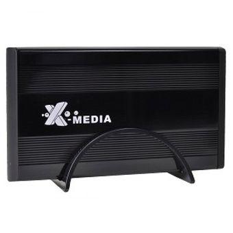 Compra Gabinete para Disco Duro X-Media EN3400BK 3.5 Enclosure Combo SATA/IDE Bk +C+ online | Linio México