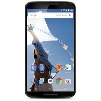 Compra Smartphone Motorola Nexus 6 4G 32GB-Blanco online | Linio México