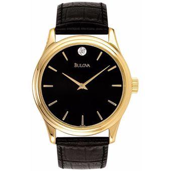 620406605cb8 Reloj Bulova Corporate - 97F55 Para Caballero TIME SQUARE
