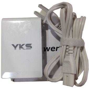 Compra EH Cargador rápido YKS 40W 5V / 8A de 5 puertos Muro de escritorio USB para iPhone iPad de Samsung Color blanco online | Linio México