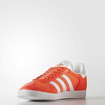adidas gazelle naranjas