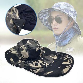 Compra Sombrero Boonie Militar Camping Táctico Pavas Unisex RF 04 ... 623739c5019