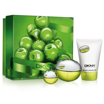 Cofre Dkny Be Delicious 100 ml. EDP FEM - Donna Karan