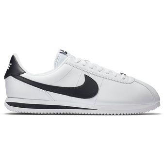 Compra Tenis Deportivos Hombre Nike Classic Cortez Leather-Blanco ... 02aa16d07df5