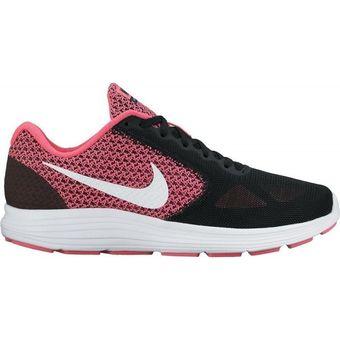 Compra Zapatos Running Mujer Nike Linio Revolution 3 Rosado online Linio Nike 05fd09