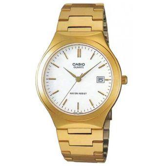 20c2d658c669 Compra Reloj Casio Hombre Mtp 1170n 7a Análogo Dorado Original ...
