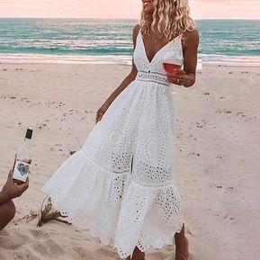 Generico Vestidos De Playa Compra Online A Los Mejores