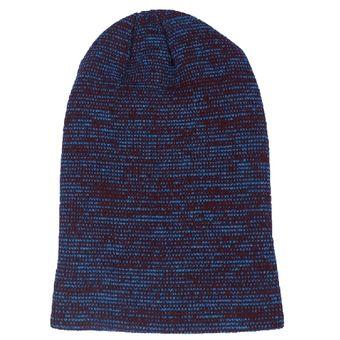 8c1d7a9943179 Compra Autumn Winter Stripe Tejer Sombrero Calido Gorro De Lana ...