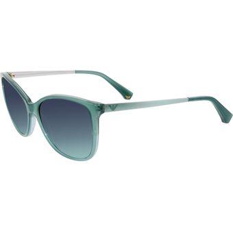 55ca1de61351 Compra Gafas Emporio Armani EA4025 52044S 55 Verde Femenino online ...