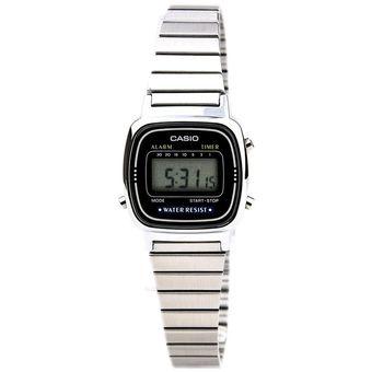 67c66314d6c5 Compra Reloj Casio LA670WA-1 Dama Retro-Vintage online