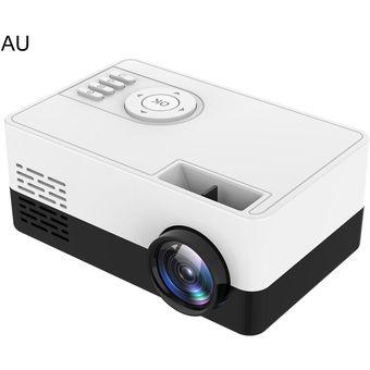 J15 Proyector de sonido estéreo verdadero sentido super calidad HD 1080P EL PROYECTOR DOMÉSTICO