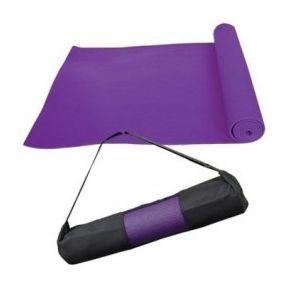 31302cb54 Mat Yoga Pilates Fitness+Funda Transportadora 6mm - Morado