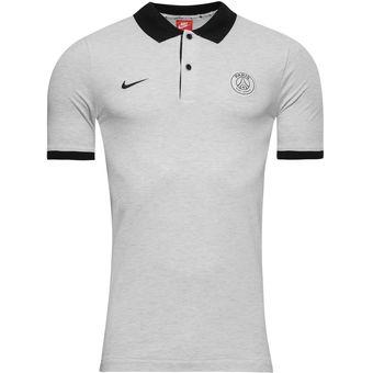 Compra Camiseta Nike Tipo Polo Paris Saint Germain - Blanco online ... 1b91b42bf131f