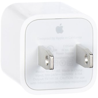 a4ac6af9a1d Agotado Cargador Apple Original + Cable Lightning Iphone 6s / 6+ / 6 / 5s /