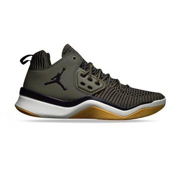 9fdbec9c Compra Tenis Baloncesto Hombre Nike Air Jordan DNA LX-Verde online ...