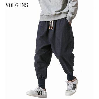 Streetwear Pantalones Harem Para Hombres Estilo Japones Casual Algodon Lino Pantalones Hombre Jogger Pantalones Chinos Holgados De Talla Grande 5xl Navy Linio Mexico Ge598fa0wxe7flmx
