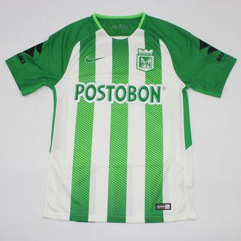 cerrar Concesión Nos vemos  Camiseta Nike De Atletico Nacional Local 2018   Linio Colombia -  NI235FA1I2XMOLCO