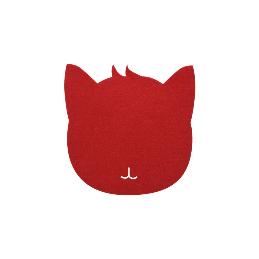 1 alfombrilla de ratón antiestática para mesa con forma de gato alf = GE598HL0F7HZ7LMX 4q98kArA 4q98kArA nmgyT1gd