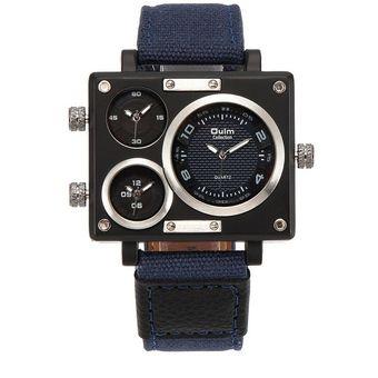 encontrar el precio más bajo envío directo descuento Relojes Hombre, Deportivo Hombres Reloj Pulsera-Azul
