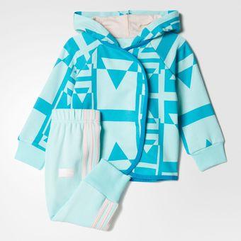 diseño exquisito promoción especial cupón de descuento Sudadera Para Niña Adidas CE9818 To Dy Elsa Jog - Verde