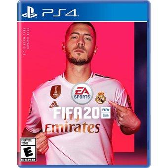 Juego Fifa 20 Ps4 Nuevo Fisico