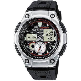 5cd832394e66 Compra Reloj Casio AQ-190W1A-Negro online