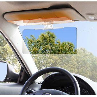 Compra espejo visor antideslumbrante visera para auto 2x1 for Espejo de bebe para auto