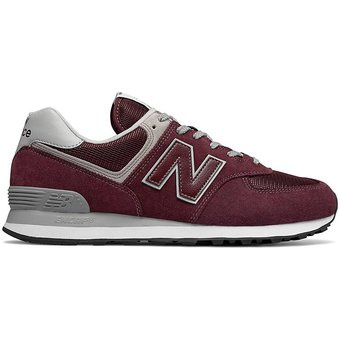 Comprar Diseñador Sneakers NEW BALANCE ML574EGB Guinda