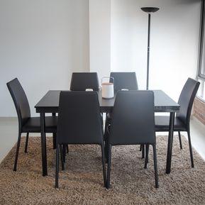 Mueble de comedor moderno mueble comedor moderno for Comedores medellin economicos