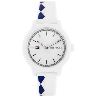 997d686e008d Compra Reloj Tommy Hilfiger 1781812 Para Dama-Blanco online