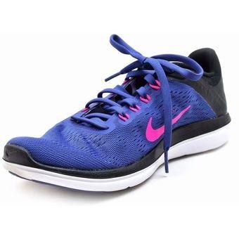 beaf767506d Compra Tenis Nike FLEX 2016 RN SHOE 830751-500 para Mujer-Azul con ...