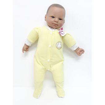 91e2cc12b Compra Muñeca Bebotes Reales Bebé con Pijama de Algodón online ...