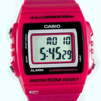 778141a27cb2 Compra Reloj Casio W215 Fiusha online