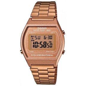 caa2083f35ae Reloj Casio Retro Unisex B640WC-5A - Oro Rosa