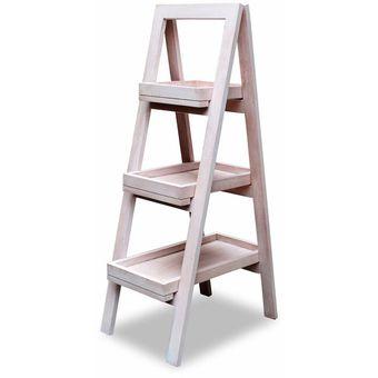 Compra estante tipo escalera vitage home designe toscana for Repisa escalera
