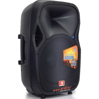 Mini Componente Bluetooth Portátil American Sound ASPA158UB