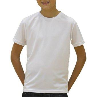 2cb5ac17beedbb Compra Polo Boston Kids Manga Corta - Blanco online | Linio Perú