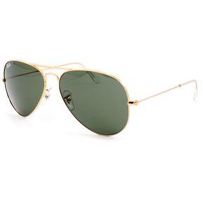 lentes de sol ray ban aviator hombre
