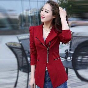 b1573493f5a0 Blazers para mujer en varios colores, siempre a la moda