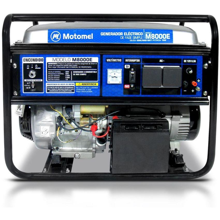 Grupo Electrogeno Motomel 8000e