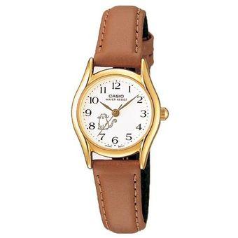 a0bf5cf616fd Compra Reloj CASIO De Cuero Para Dama LTP1094Q-7B8 online