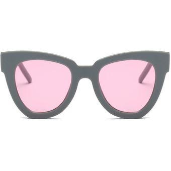 3b303a7dfd Compra Gafas De Sol Retro Lente Espejo Aviador Unisex-rosado online ...