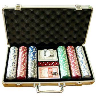 70aba0ad0072b Compra Mesa De Poker Con Maletin Poker 300 Fichas Y Domino Cubano 91 ...