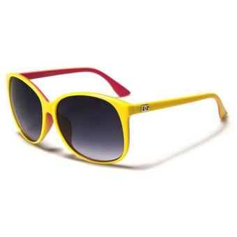 fe2207a776 Agotado Gafas De Sol Filtro Uv 400 Lentes Clasicos Mujer DG982MIXG Amarillo