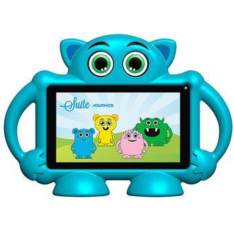 Compra Tablet Advance Kids Tr3845 1gb Ram Bluetooth Juegos Kids