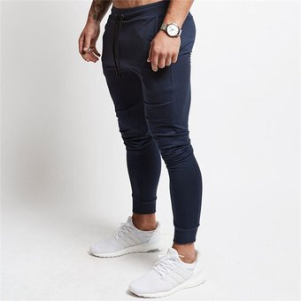 Pantalones Informales Para Hombre Pantalones Ajustados Para Correr Ropa Deportiva Para Hombre Pantalones De Chandal Ajustados Pantalones De Chandal Para Hombres Joggers C9 Linio Peru Ge582fa1iewe7lpe