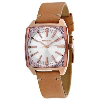 4c4d9ebd9b84 Compra Reloj Para Mujer Diesel-Plateado online